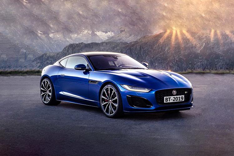 Jaguar F-Type 2020 nuevo modelo