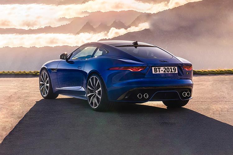 Jaguar F-Type 2020 tecnología