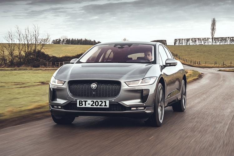 Jaguar I-Pace 2022 actualizado y tecnológico acabados precio diseño