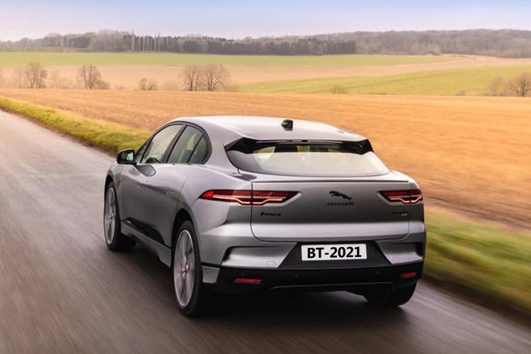 Jaguar I-Pace 2022 actualizado y tecnológico diseño equipamiento