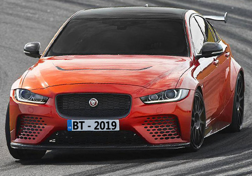 Jaguar XE SV Project 8 tiempo vehiculo sedan 7.18 minutos