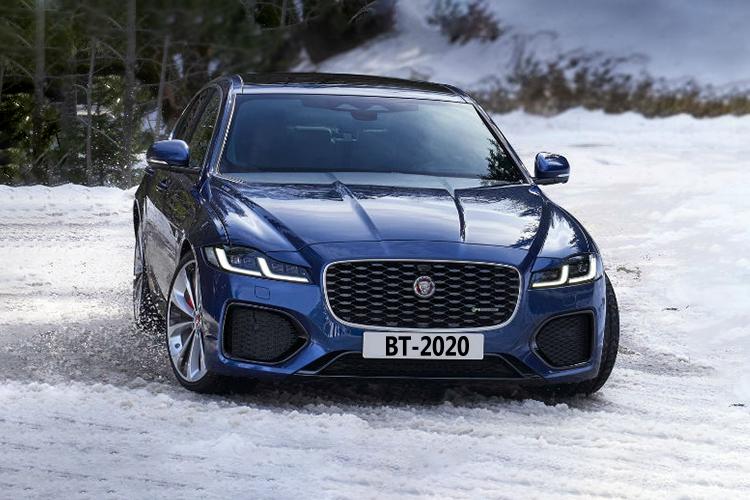 Jaguar XF 2021 equipamiento