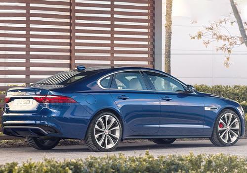 Jaguar XF 2021 innovaciones
