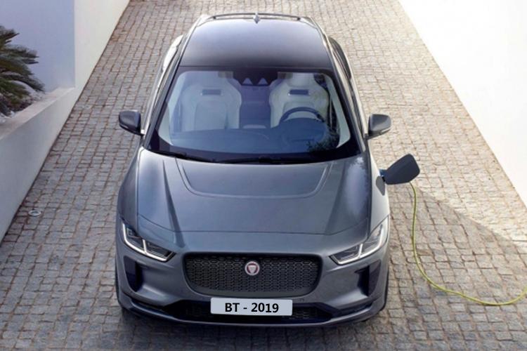 Jaguar XJ eléctrico 2020