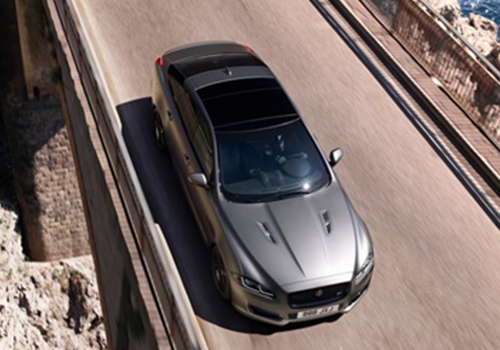 Jaguar XJ eléctrico innovaciones