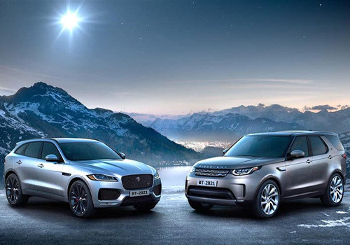 todos sus autos en totalmente eléctricos para 2025 modelos JLR con variantes eléctricas