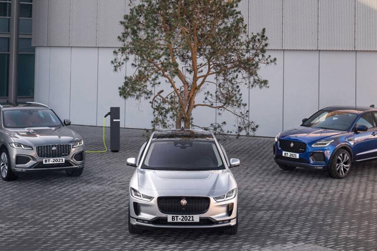 Jaguar convertirá todos sus autos en totalmente eléctricos para 2025 modelos electrificados