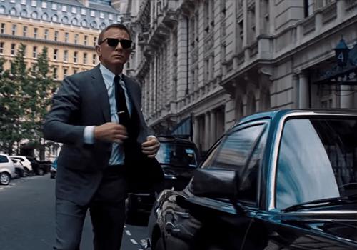 James Bond No time to Die vehículos y motocicletas vehículos clásicos