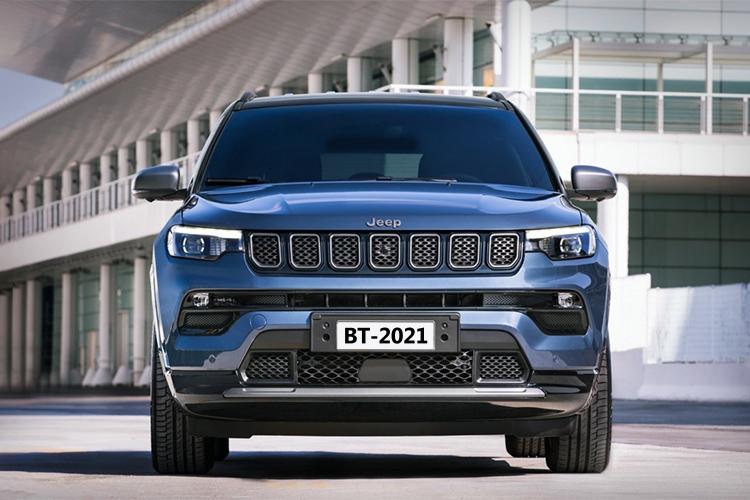Jeep Compas 2022 rediseñado con variante híbrida tecnologia potencia