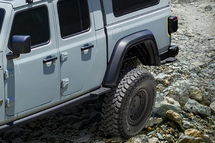 Jeep Gladiator Farout Concept carrocería