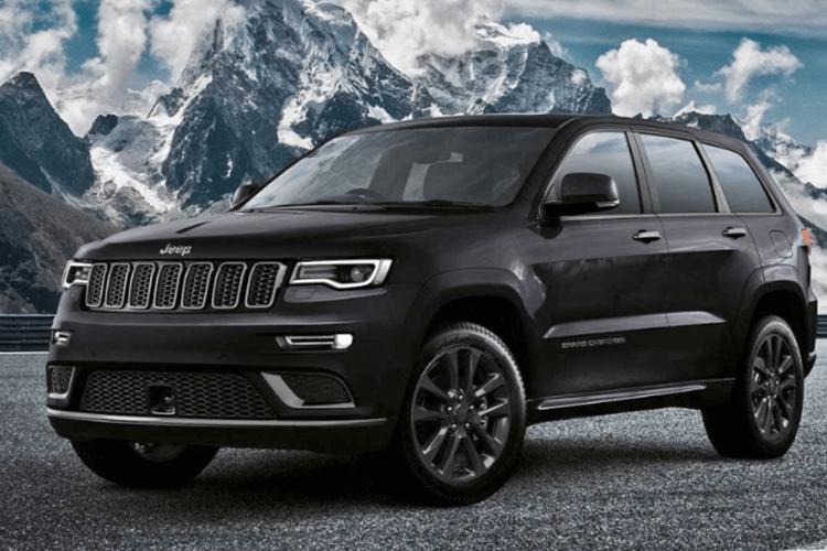 Jeep Grand Cherokee 2021 descuentos Buen Fin 2020