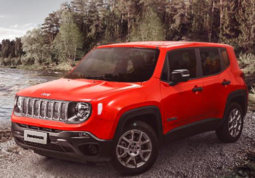 Jeep Renegade 2020 tecnologia en seguridad