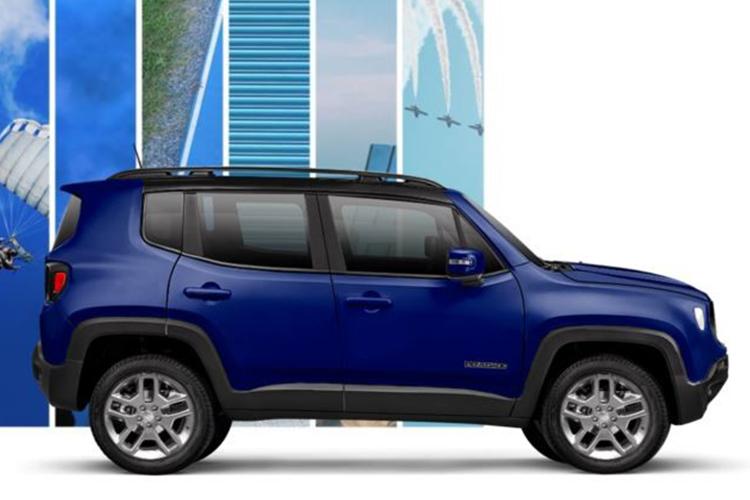 Jeep Renegade 2020 todoterreno