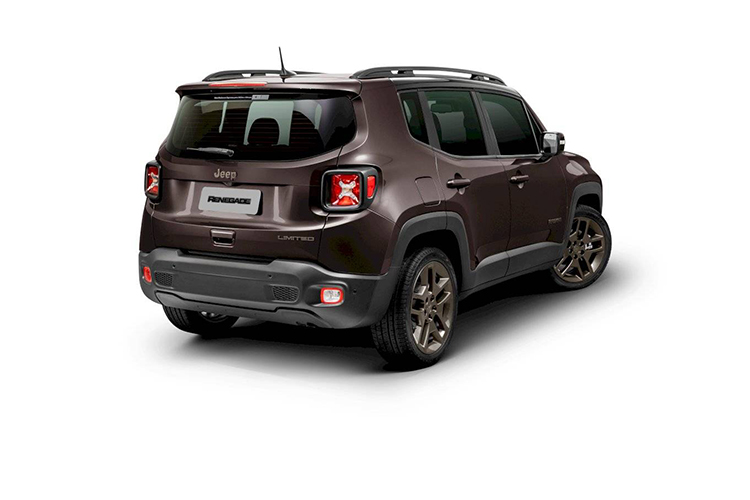 Jeep Renegade Bronze Edition 2021 equipamiento