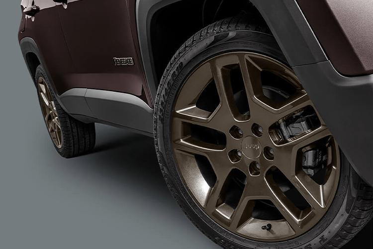 Jeep Renegade Bronze Edition 2021 tecnología