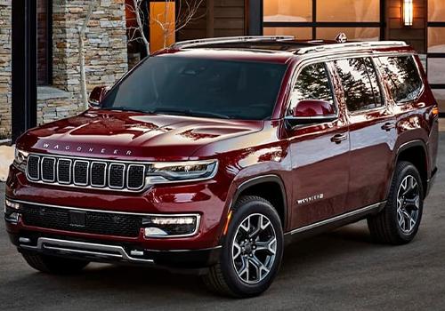 Jeep Wagoneer nuevos modelos 2021 diseño tecnologia equipamiento