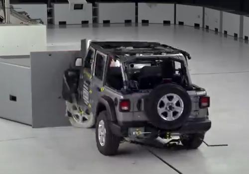 Jeep Wrangler se vuelca variante Ultimate