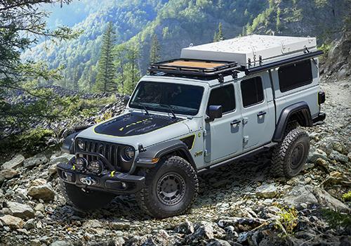 Jeep diseña concept cars para Easter Jeep Safari Jeep Farout