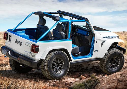 Jeep diseña concept cars para Easter Jeep Safari
