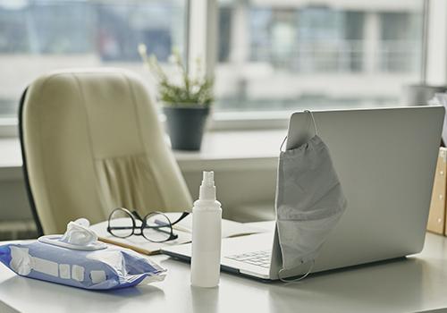 Jobsora regresando a la nueva normalidad limpieza y cuidados