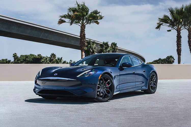 Karma Revero GTE nuevas variantes