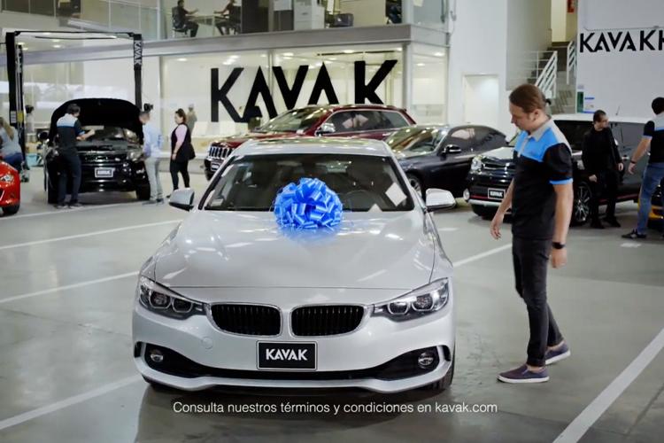 Kavak autos de segunda mano digital