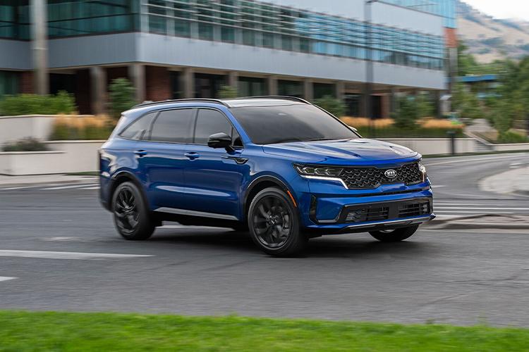 Kia Sorento 2021 SUV vehículo