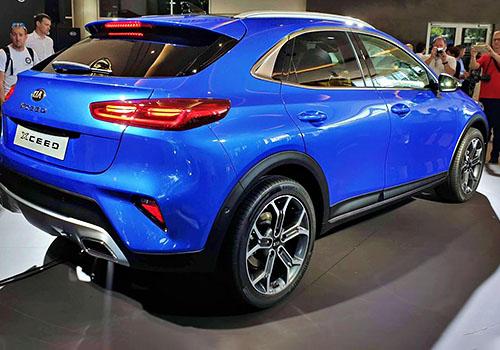 Kia Xceed vehiculo crossover a la venta en 2019 y 2020 para versiones hibridas