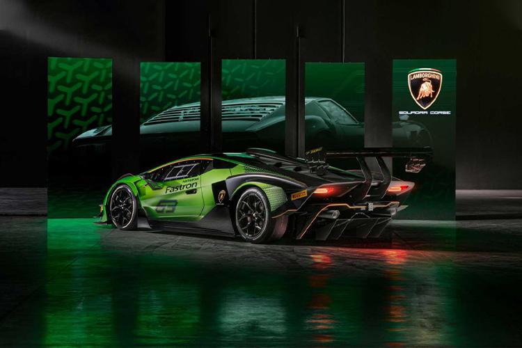 Lamborghini 738 unidades vendidas en septiembre 2020