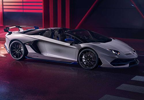 Lamborghini Aventador SVJ Xago biplaza tecnología