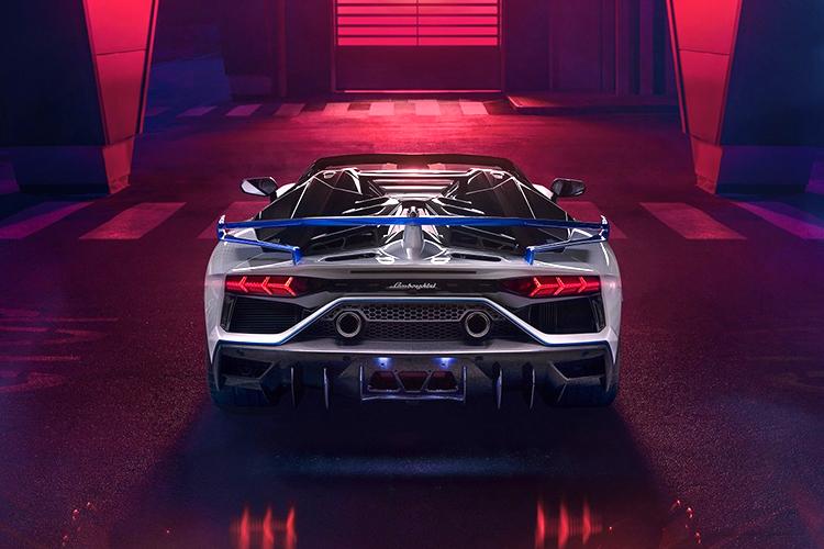 Lamborghini Aventador SVJ Xago solo 10 unidades