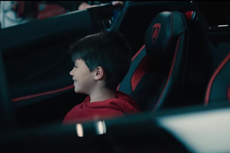 Lamborghini Aventador experiencia navideña motor