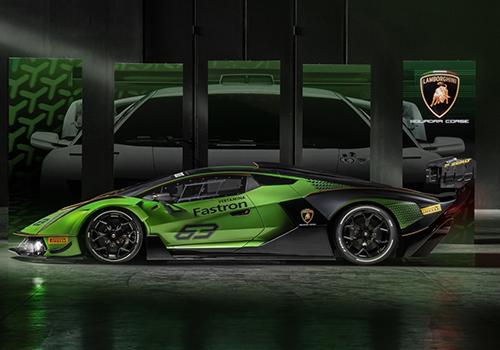Lamborghini Essenza SCV12 hypercar de circuito rendimiento