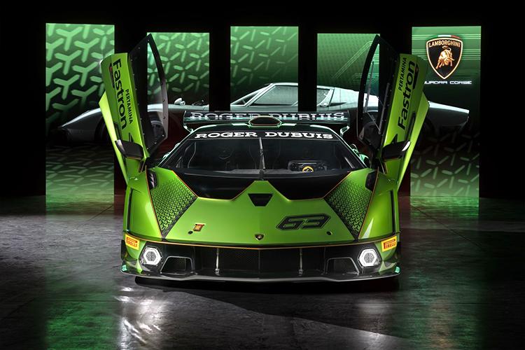 Lamborghini Essenza SCV12 hypercar de circuito solo 40 unidades
