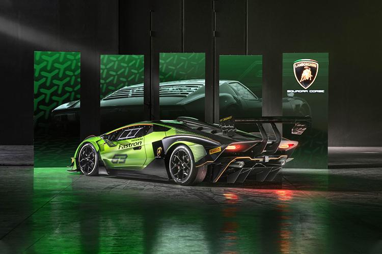 Lamborghini Essenza SCV12 hypercar de circuito velocidad potencia
