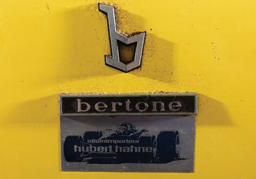 S carrocería Bertone