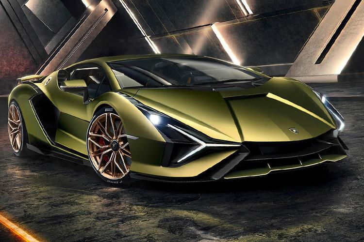 Lamborghini Sian hypercar precio de 3.3 millones de euros