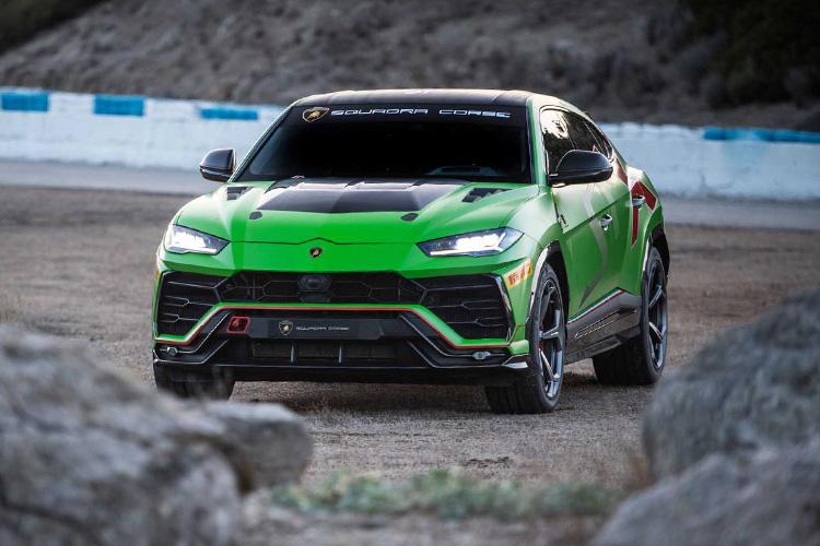 Lamborghini Urus ST-X exclusivo carreras