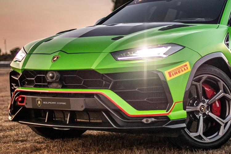 Lamborghini Urus ST-X modelo 2020 tecnologia innovaciones motor