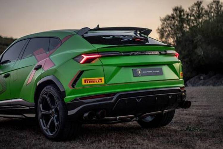 Lamborghini Urus ST-X nuevo 2020