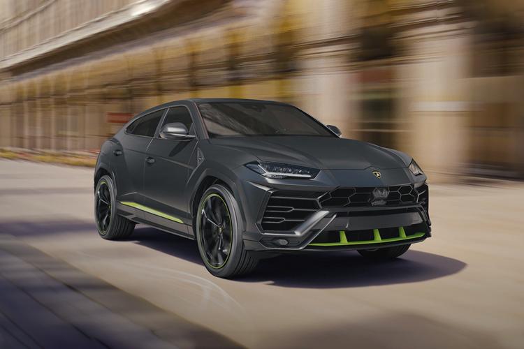Lamborghini unidades vendidas 2020