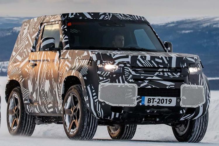 Land Rover Defender 2020 vehiculo velocidad rendimiento calidad