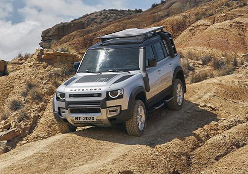 Land Rover Defender 2021 diseño
