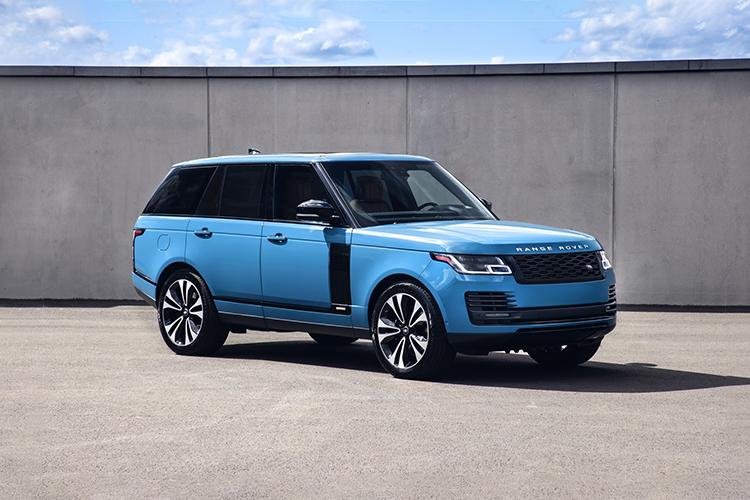 Land Rover Fifty, opciones de motor