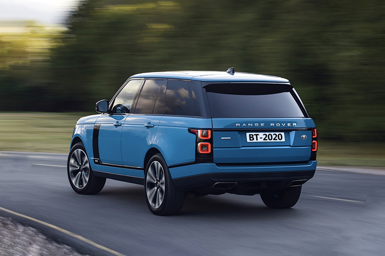 Land Rover Fifty, tecnologia