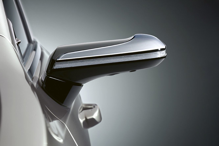 nuevos espejos retrovisores de cámara