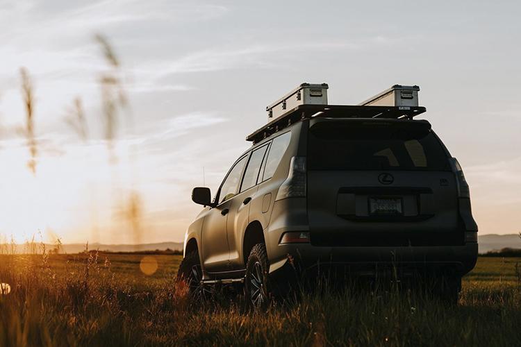 Lexus GXOR concept innovaciones