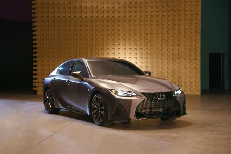 Lexus Gamers IS un nuevo concept car diseñado por gamers auto modificado