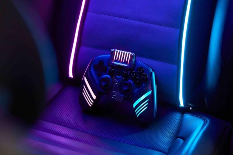 Lexus Gamers IS un nuevo concept car diseñado por gamers diseño acabados