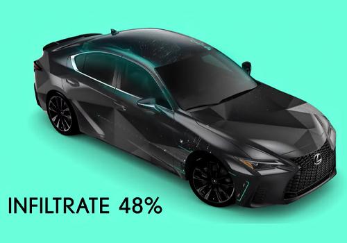 n nuevo concept car diseñado por gamers diseño exterior modelo equipamiento